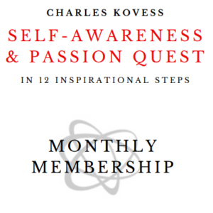 The Self-Awareness & Passion Quest Membership